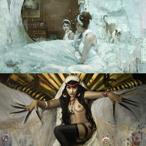 Are you looking for a Jeremy Mann workshop? >WE HAVE A BOOTCAMP!