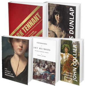 DOWNLOAD our free art ebooks about Hollis Dunlaps workshop and Mark Tennant workshop. Learn everything about their techniques, concepts, step by step makeovers and much more!