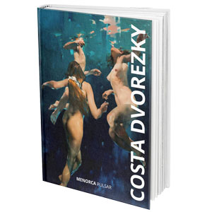 Costa Dvorezky's book — Concepts, philosophy, step by step demos. All about Costa Dvorezky's technique