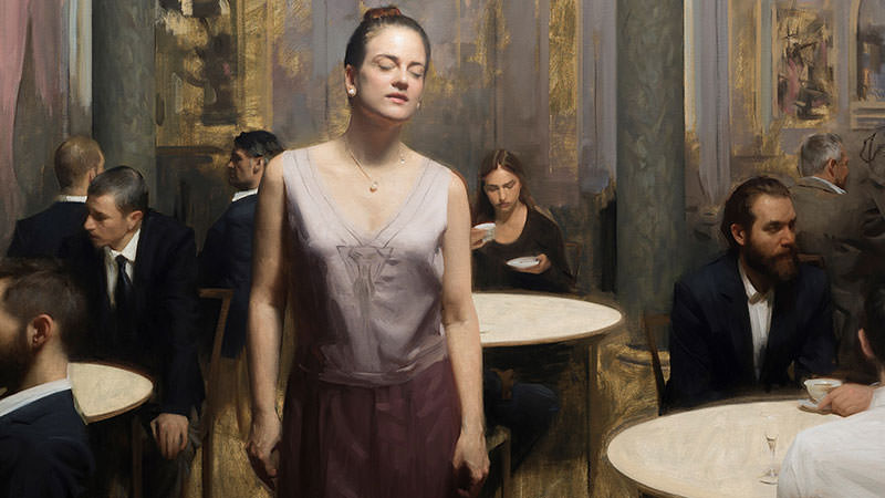 Art Retreat with Nick Alm